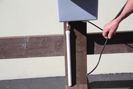 Stall Waterer with Cord
