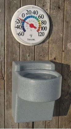 EQH-412 Heated Stall Waterer