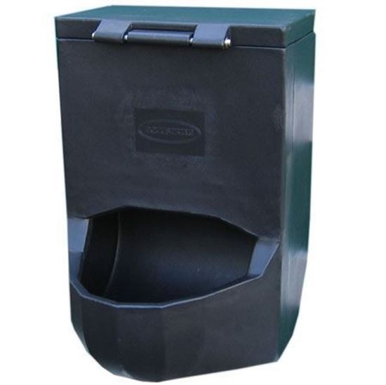 Sure-Feed horse feeder